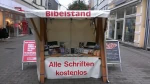 Bibelstand - Büchertisch