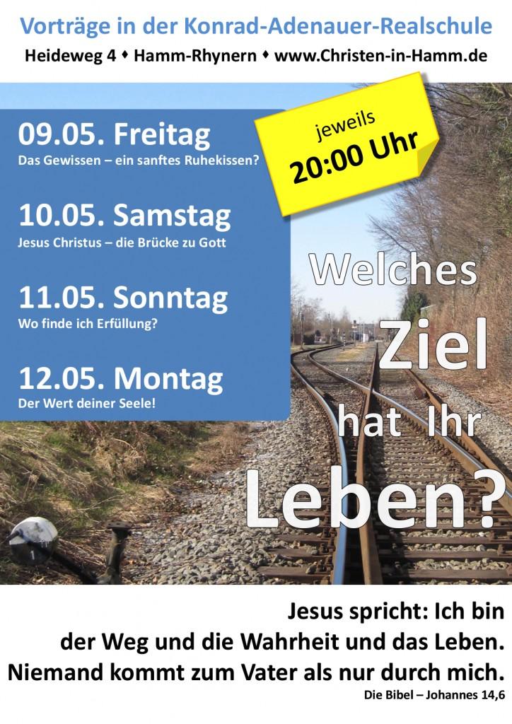 Plakat Evangelisation 2014